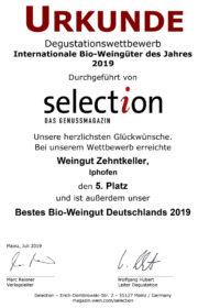 UrkundeBio_5.Platz